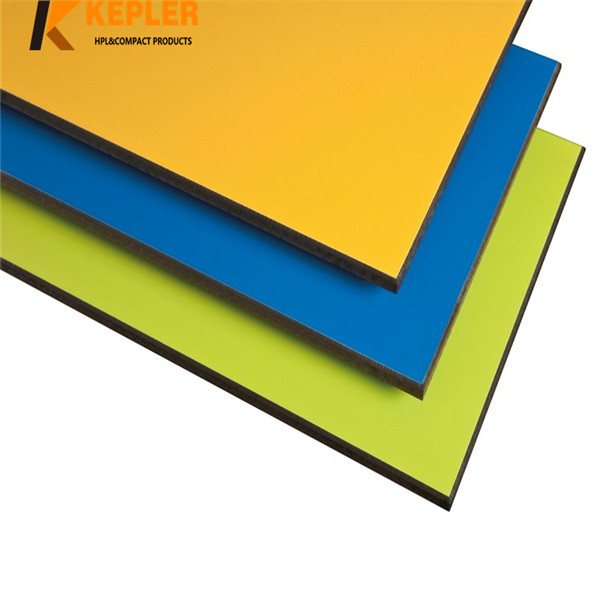 HPL/Compact Laminate/ Colorful High Pressure Laminate Sheet