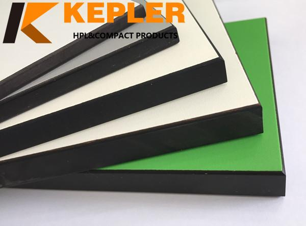Phenolic Compact HPL Panel/Compact Laminate Board/ Colorful High Pressure Laminate Sheet Manufacturer in China