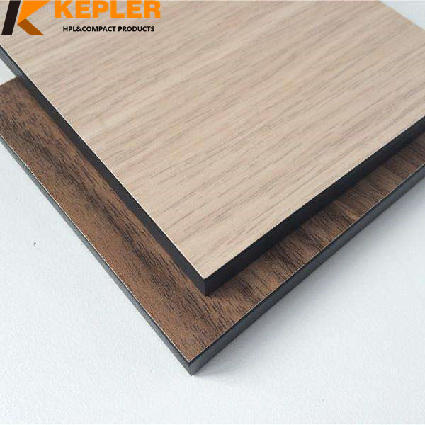HPL Compact Laminate Table Top/Compact Laminate Board/ Colorful High Pressure Laminate Sheet Manufacturer in China