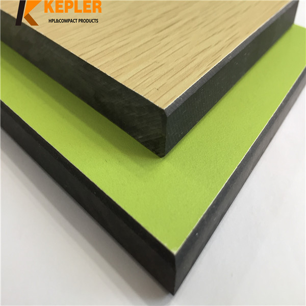HPL Phenolic Compact Locker/Compact Laminate Board/ Colorful High Pressure Laminate Sheet Manufacturer in China