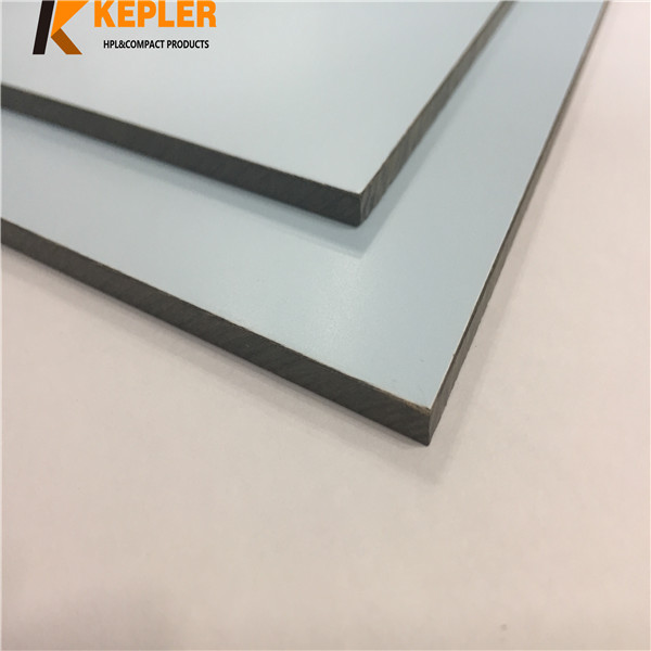 Kepler professional manufacture of 4mm hpl compact laminate board in China