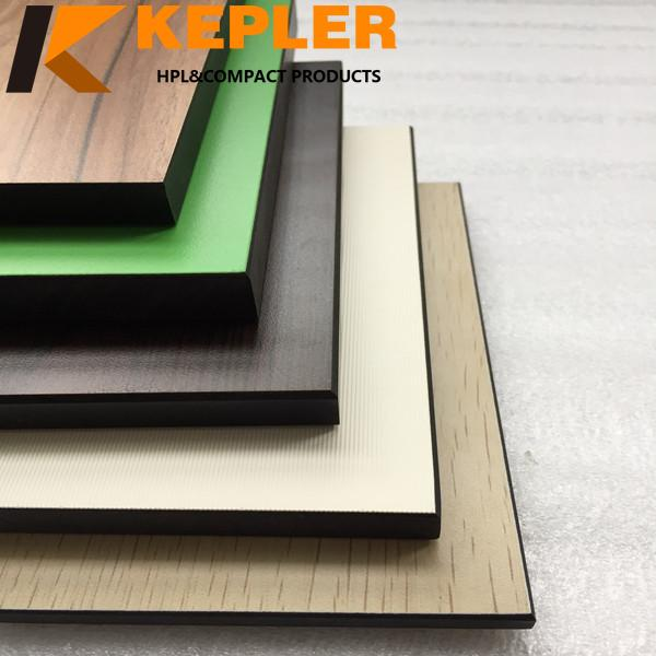 HPL Compact Phenolic Panel/Compact Laminate Board/ Colorful High Pressure Laminate Sheet Manufacturer in China