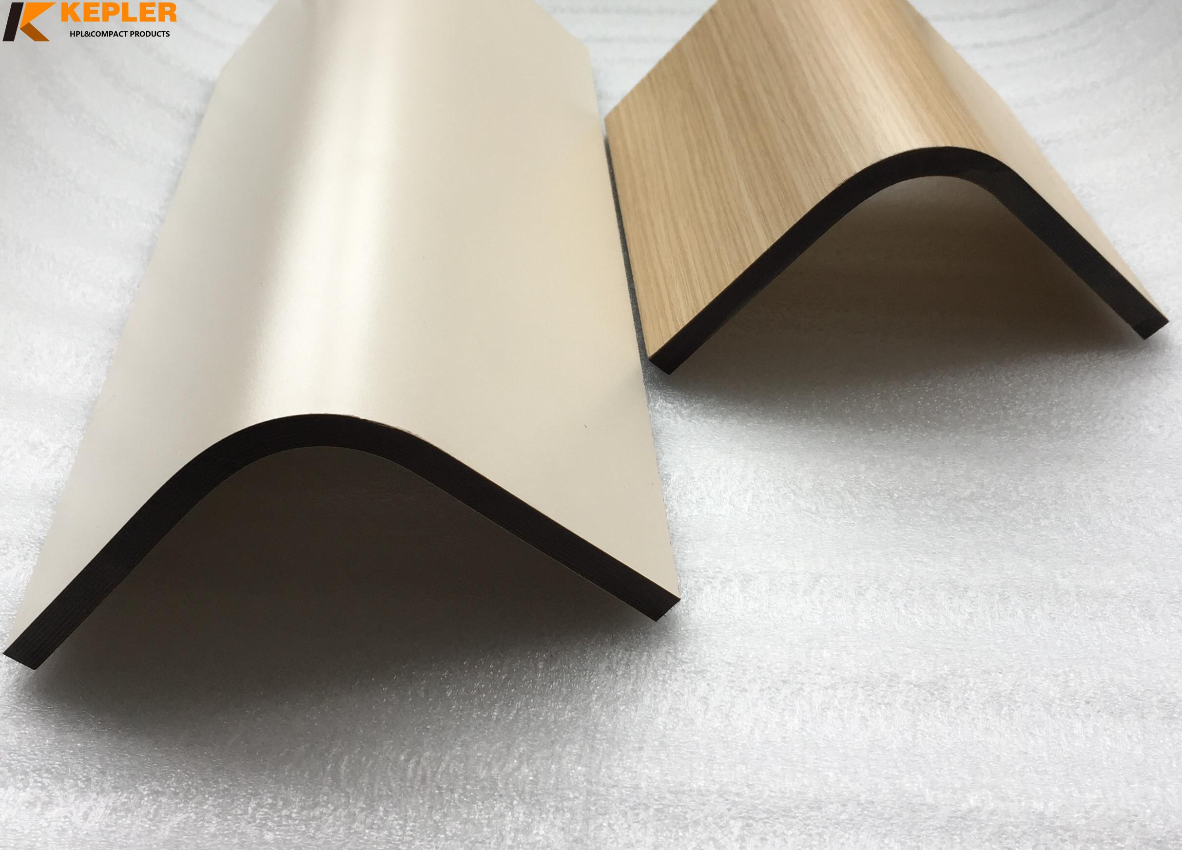 Kepler Factory Price Chemical Resistant Postforming Phenolic Hpl Solid Core 10mm Compact Laminate Board Manufacturer in china