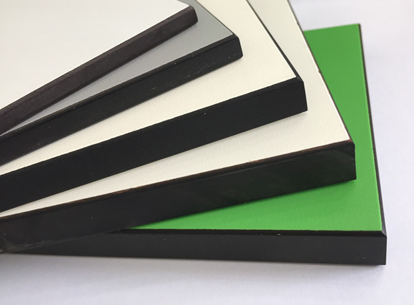 Anti-uv waterproof exterior used hpl phenolic compact board manufacturer with great price