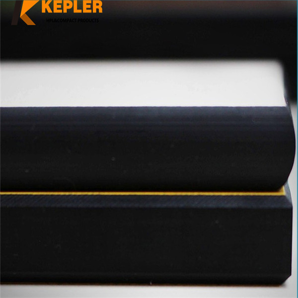 Kepler Hpl Phenolic Compact Table Top Panel /Compact Laminate Board/ Colorful High Pressure Laminate HPL Sheet Manufacturer in China