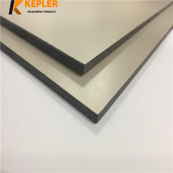 Kepler 4mm thickness low price phenolic compact laminate hpl boards supplier