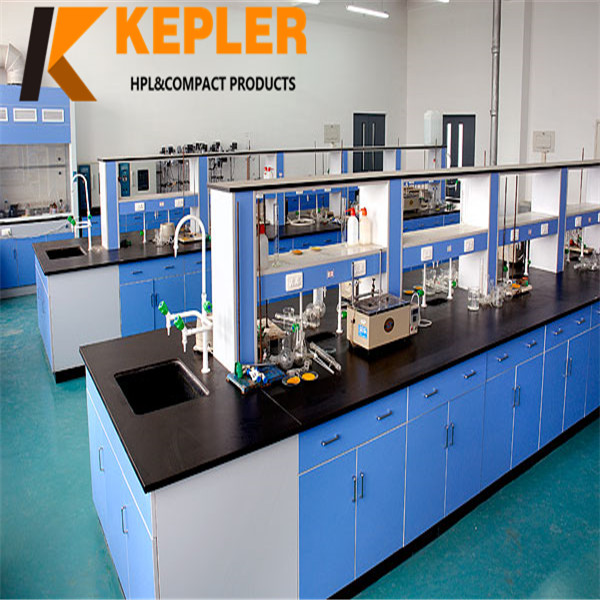 Kepler Phenolic Resin Compact Laminate material labs laboratory hpl table tops Kepler Phenolic Resin Compact Laminate material labs laboratory hpl table tops