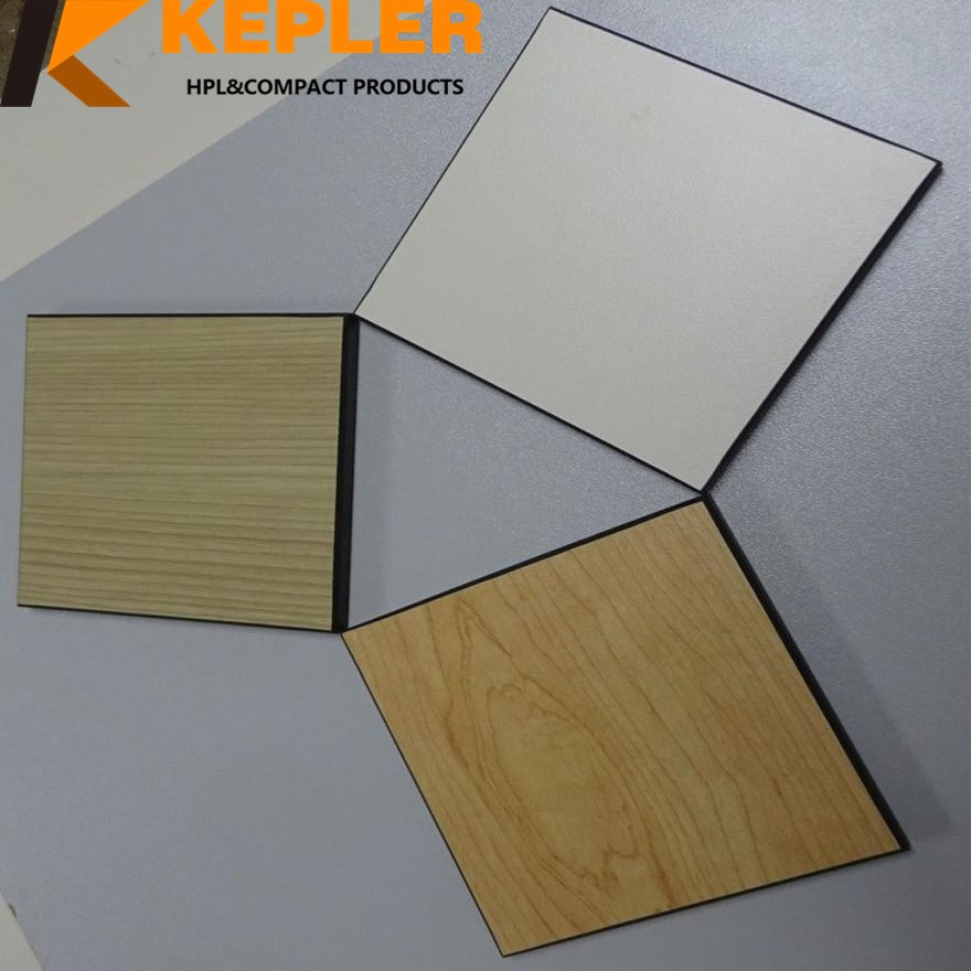 Kepler phenolic compact laminate hpl wall cladding board