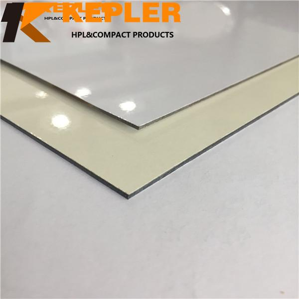 Fireproof formica waterpoof colorful compact laminate hpl phenolic resin board price
