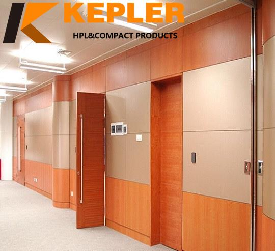 HPL/high pressure laminate sheets/compact board/washroom partition board/bathroom partition panel manufacturer in China