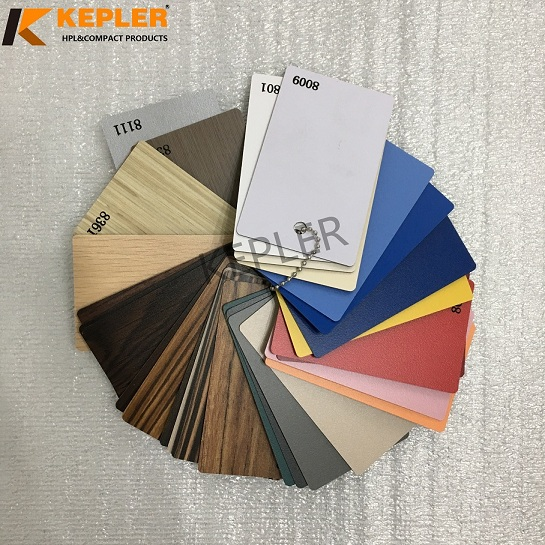 Kepler 0.5-30mm High Pressure Laminate Sheet and Compact Laminate Board