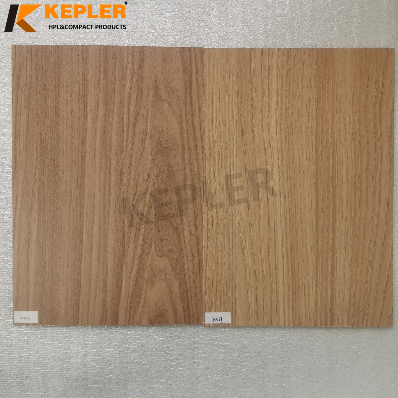 Kepler HPL Post Forming Sheet Latest Wood Color