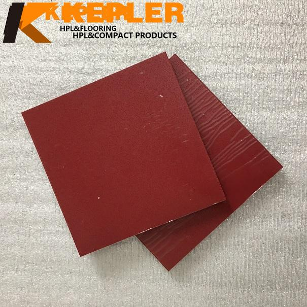 Kepler 8mm Interior Exterior Use Wall Panel Cladding HPL Compact Laminate Board