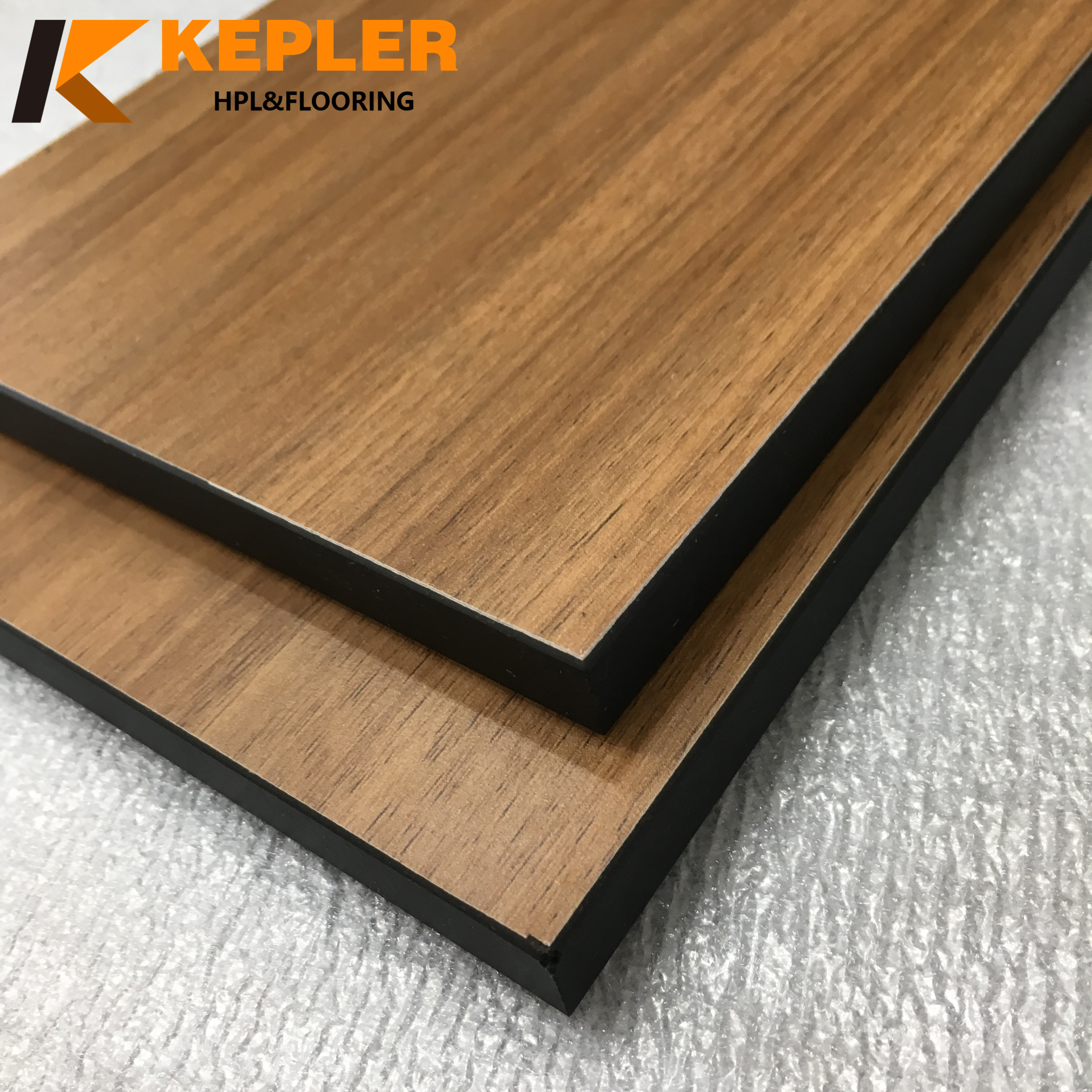 Kepler 12mm Wood Grain Color Phenolic High Pressure Laminate Compact Laminate Board