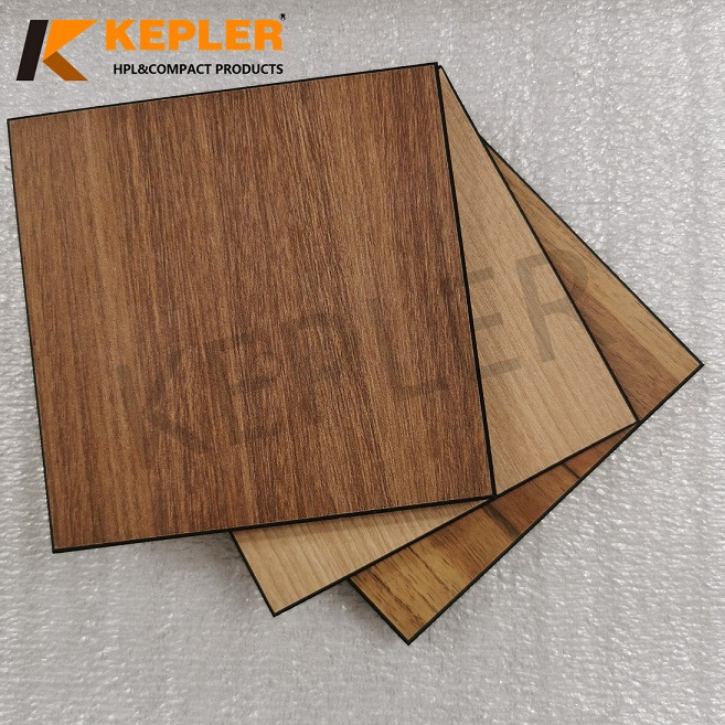 Kepler 12mm Wood Grain HPL Compact Laminate Board