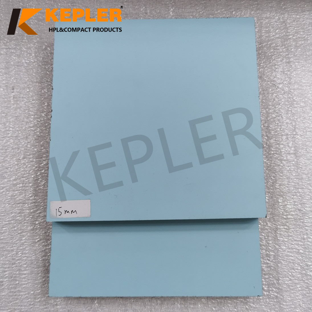 Kepler 15mm Solid Color Chemical Resistant HPL Compact Laminate Board