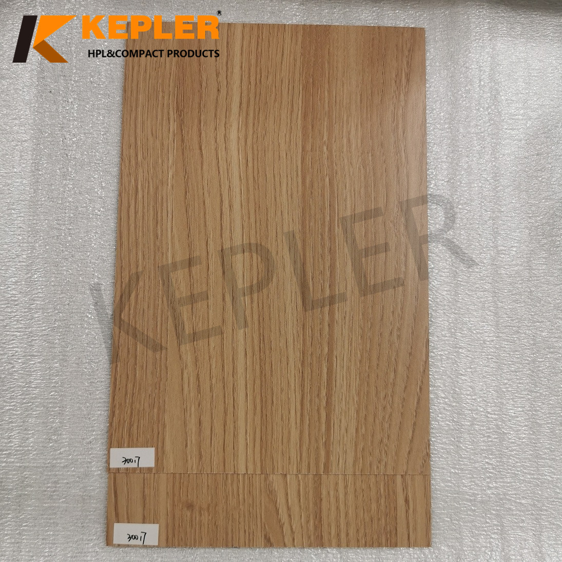 Kepler 0.7mm Wood Grain HPL Sheet Compact Laminate Board