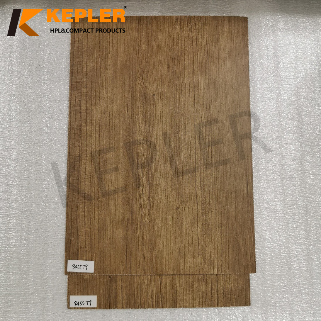Kepler 0.8mm Wood Grain HPL Sheet Compact Laminate Board 8455