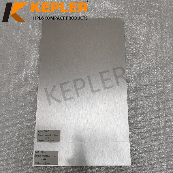 Kepler 0.8mm Metallic High Pressure Laminate Sheet