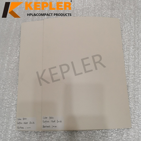 Kepler 1mm Matt Finish High Pressure Laminate Sheet 8062