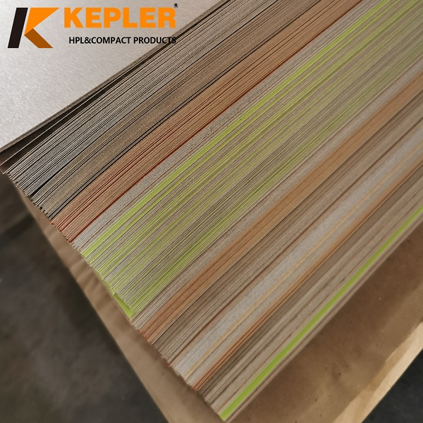 Kepler High Pressure Laminate Sheet Fireproof and Waterproof