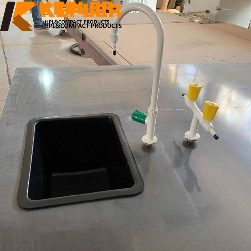 20mm Chemical Resistant HPL Compact Laminate Board